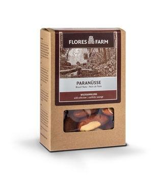 Flores Farm Paranüsse 100g MHD 09.01.2020