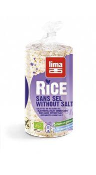 Lima Reiswaffeln ohne Salz 100g MHD 27.06.2021