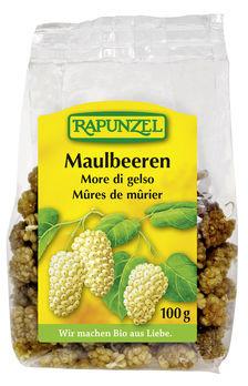 Rapunzel Maulbeeren, getrocknet 100g MHD 19.12.2020