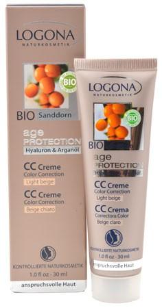 LOGONA Age Protection CC-Creme light beige 30ml/A MHD 31.10.2019