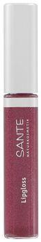 SANTE Lipgloss red pink No. 04 8ml MHD 30.04.2020
