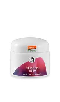 Martina Gebhardt Ginseng Cream demeter 50ml MHD 27.02.2020