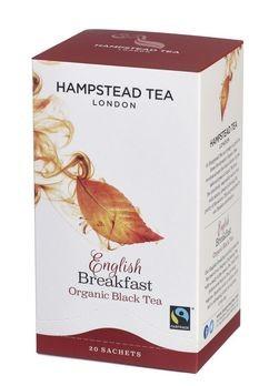 Hampstead Tea English Breakfast 20 Beutel MHD 03.04.2020