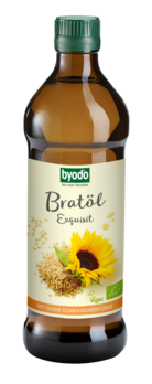 Byodo Bratöl Exquisit 0,5l (beschädigte Verpackung) mhd