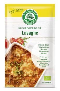 Lebensbaum Würzmischung für Lasagne 28g MHD 26.02.2020