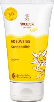 Weleda Edelweiss Sonnenmilch LF 30, 150ml MHD 30.06.2020