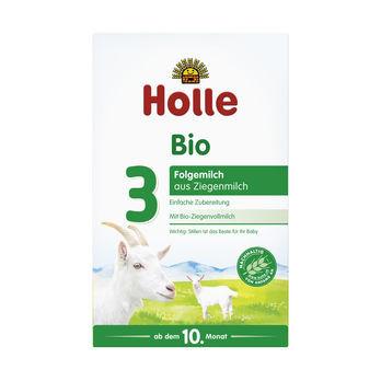 Holle Folgemilch 3 auf Ziegenmilchbasis 400g MHD 30.08.2020