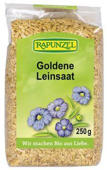 Rapunzel Leinsaat gold 250g MHD 03.06.2020