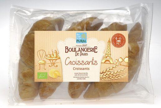 Pural Croissant 4x45g MHD 14.09.2020