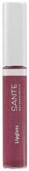 SANTE Lipgloss red pink No. 04 8ml MHD 31.05.2021