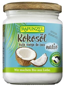 Rapunzel Kokosöl nativ HIH 200g MHD 14.09.2017