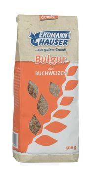 Erdmannhauser Bulgur aus Buchweizen demeter 500g/A MHD 31.10.2020