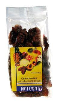 Naturata Cranberries 100g MHD 03.09.2020