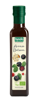 Byodo Aronia Balsam 5% Säure 250ml MHD 28.07.2020