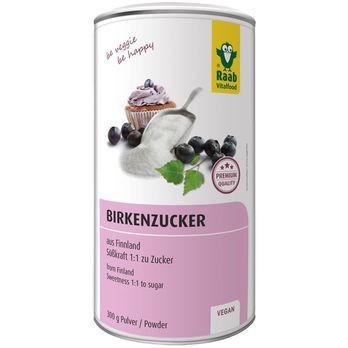 Raab Premium Birkenzucker aus finischer Birke 300g MHD 31.05.2020