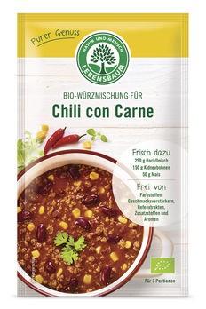 Lebensbaum Würzmischung für Chili con Carne 30g MHD 29.02.2020