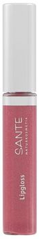 SANTE Lipgloss peach pink No. 03 8ml MHD 30.09.2020