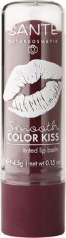 SANTE Smooth Color Kiss - soft plum 4,5g MHD 30.09.2021