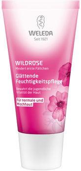 Weleda Glättende Feuchtigkeitspflege mit Wildrose 30ml MHD 30.09.2021