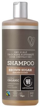 Urtekram Shampoo Brown Sugar (Fair Trade) 500ml MHD 30.11.2020