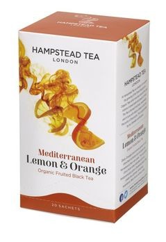 Hampstead Tea Lemon Orange 20Btl MHD 11.02.2020