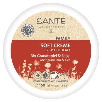 SANTE Family Softcream Granatapfel & Feige 150ml MHD 31.01.2021