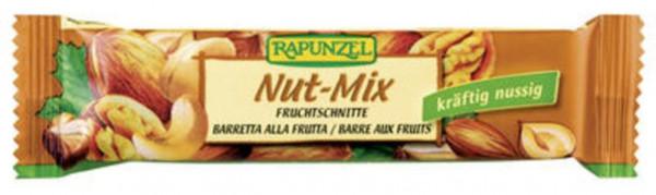 Rapunzel Fruchtschnitte Nut-Mix 40g MHD 09.08.2020