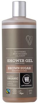 Urtekram Shower Gel Brown Sugar Duschgel 500ml MHD 31.01.2021