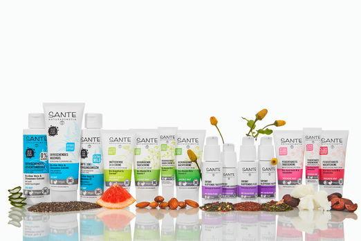 SANTE Mattierende 24H Creme Bio-Grapefruit & Evermat 50ml MHD 31.05.2020