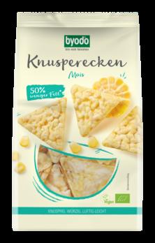 Byodo Knusperecken Mais 90g MHD 30.03.2020