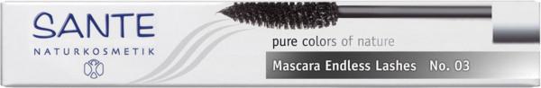 SANTE Mascara Endless Lashes black No. 01 7ml MHD 31.01.2021