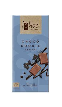 Vivani iChoc Choco Cookie 80g MHD 30.04.2021