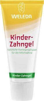 Weleda Kinder-Zahngel Zahnpasta 50ml MHD 31.01.2020