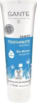 SANTE Family Toothpaste Minze mit Fluorid, Zahncreme 75ml MHD 31.03.2021