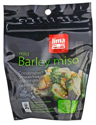 Lima mild Barley miso Gerste 345g/A MHD 31.12.2020