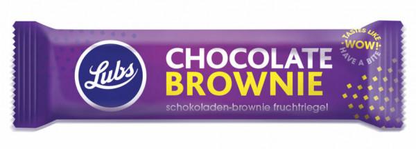 Lubs Fruchtriegel Chocolat Brownie 40g/A MHD 28.08.2021