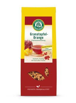 Lebensbaum Granatapfel-Orangentee Früchtetee-Mischung 75g MHD 31.01.2020