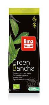 Lima Green Bancha, japanischer Grüntee 100g MHD 08.04.2020