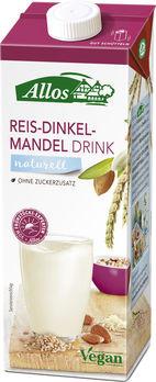 Allos Reis-Dinkel-Mandel Drink 1l/A MHD 13.12.2019