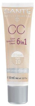 SANTE CC Color Correction Cream No. 10 light 30ml MHD 30.09.2020
