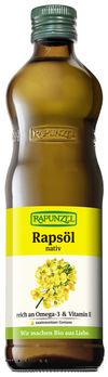 Rapunzel Rapsöl, nativ 0,5l MHD 12.09.2020