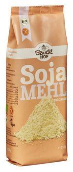 Bauckhof Sojamehl glutenfrei 350g MHD 18.12.2020