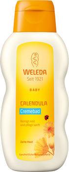 Weleda Calendula-Cremebad Baby & Kind 200ml MHD 31.07.2021