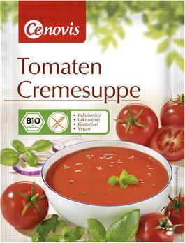 Cenovis Tomatencremesuppe 63g MHD 26.10.2020