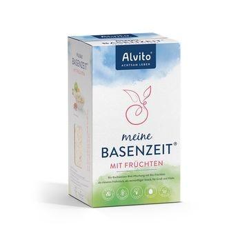 Alvito Meine BasenZeit mit Früchten 2x400g MHD 18.04.2020