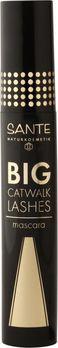 SANTE Big catwalk lashes mascara 01 black 10ml MHD 31.03.2020