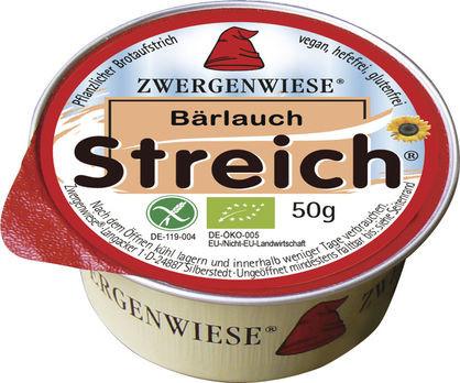 Zwergenwiese Kleiner Streich Bärlauch 50g MHD 26.02.2021