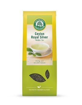 Lebensbaum Weißer Tee Ceylon Royal Silver 40g MHD 31.08.2019