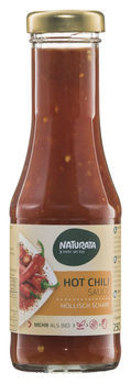 Naturata Hot Chili Grill- und Würzsauce 250ml MHD 30.06.2020