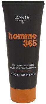 SANTE Homme 365 Body and Hair Shower Gel 200ml MHD 31.10.2020